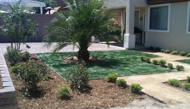 Custom Backyard Landscape Design Garcia Landscaping