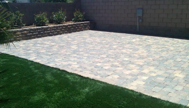 Custom Backyard Landscape Design Garcia Landscaping