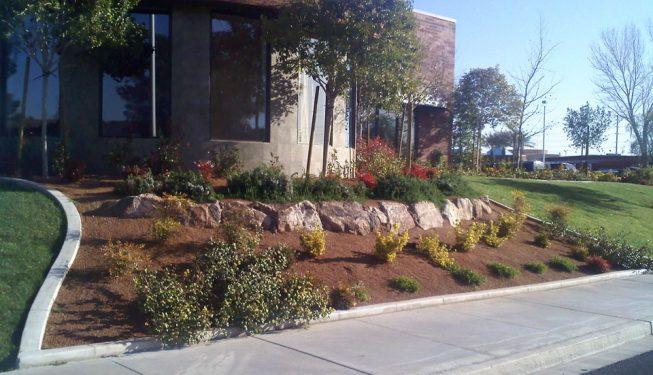 Redesign Of Landscape Garcia Landscaping Amp Lawn Service